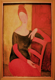 Modigliani - Norton Simon