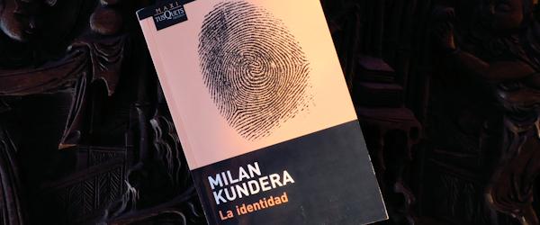 La Identidad Milan Kundera