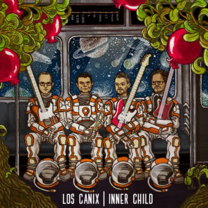 Los CANIX - Inner Child - Final Cover - Jan 19, 2017
