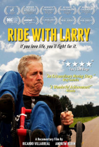 Ride with Larry Film Poster